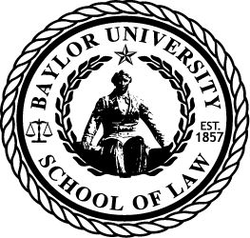 Baylor Law School Logo