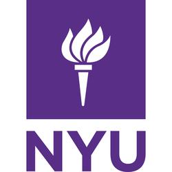 New York University Logo