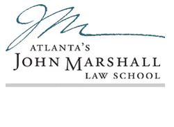 Atlanta's John Marshall Law School Logo