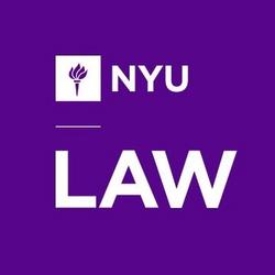 New York University, School of Law Logo