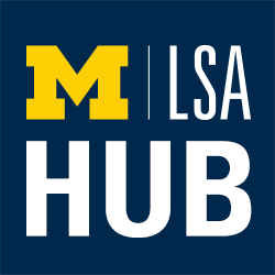 University of Michigan College of Literature, Science, and the Arts Logo